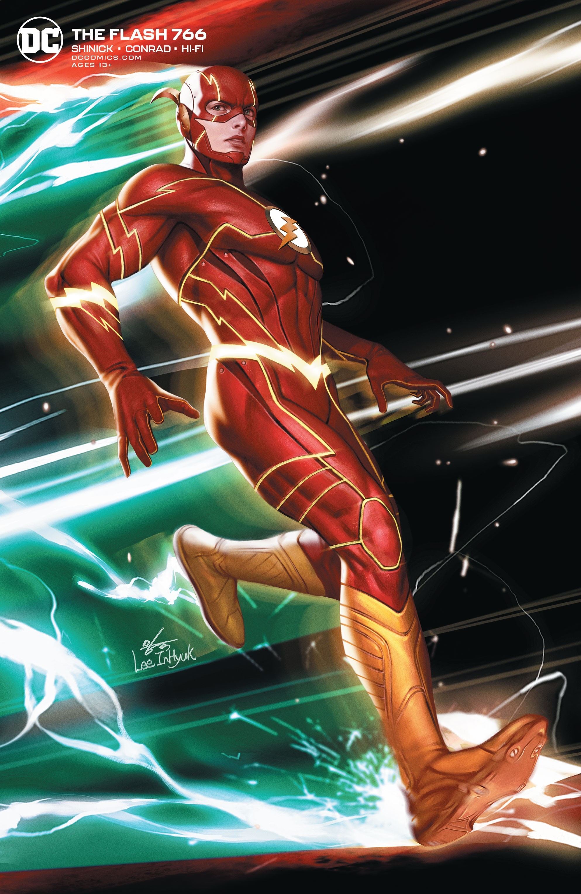 The Flash 766 Preview The Comic Book Dispatch